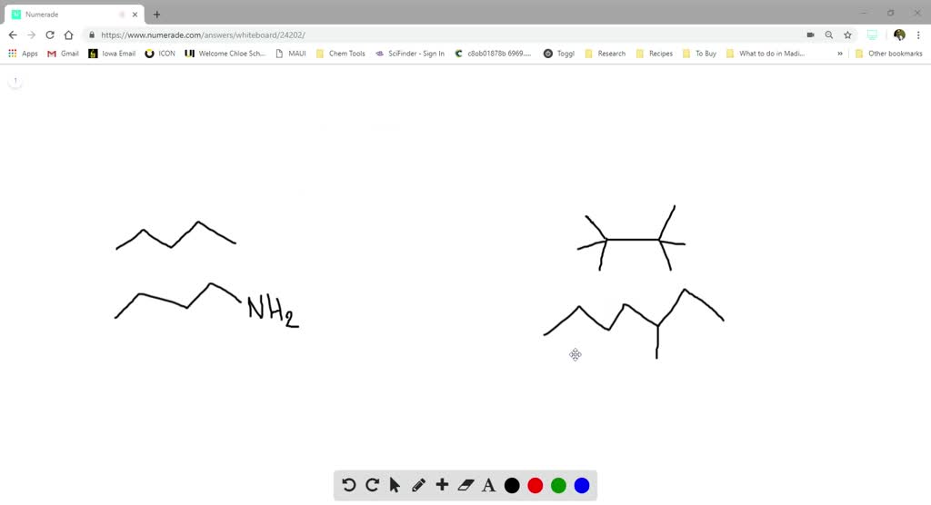 SOLVED:Predict which compound in each pair has th…