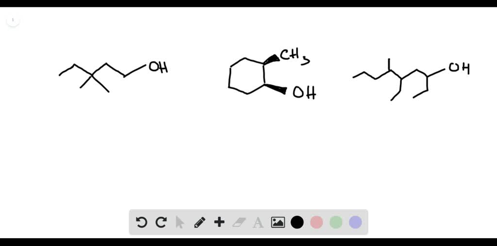 SOLVED:Give the IUPAC name for each compound.