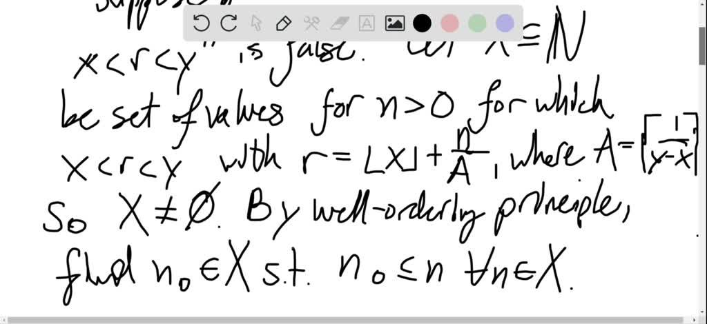 SOLVED:If x and y are positive rational numbers,