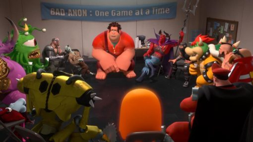 Wreck it Ralph villains
