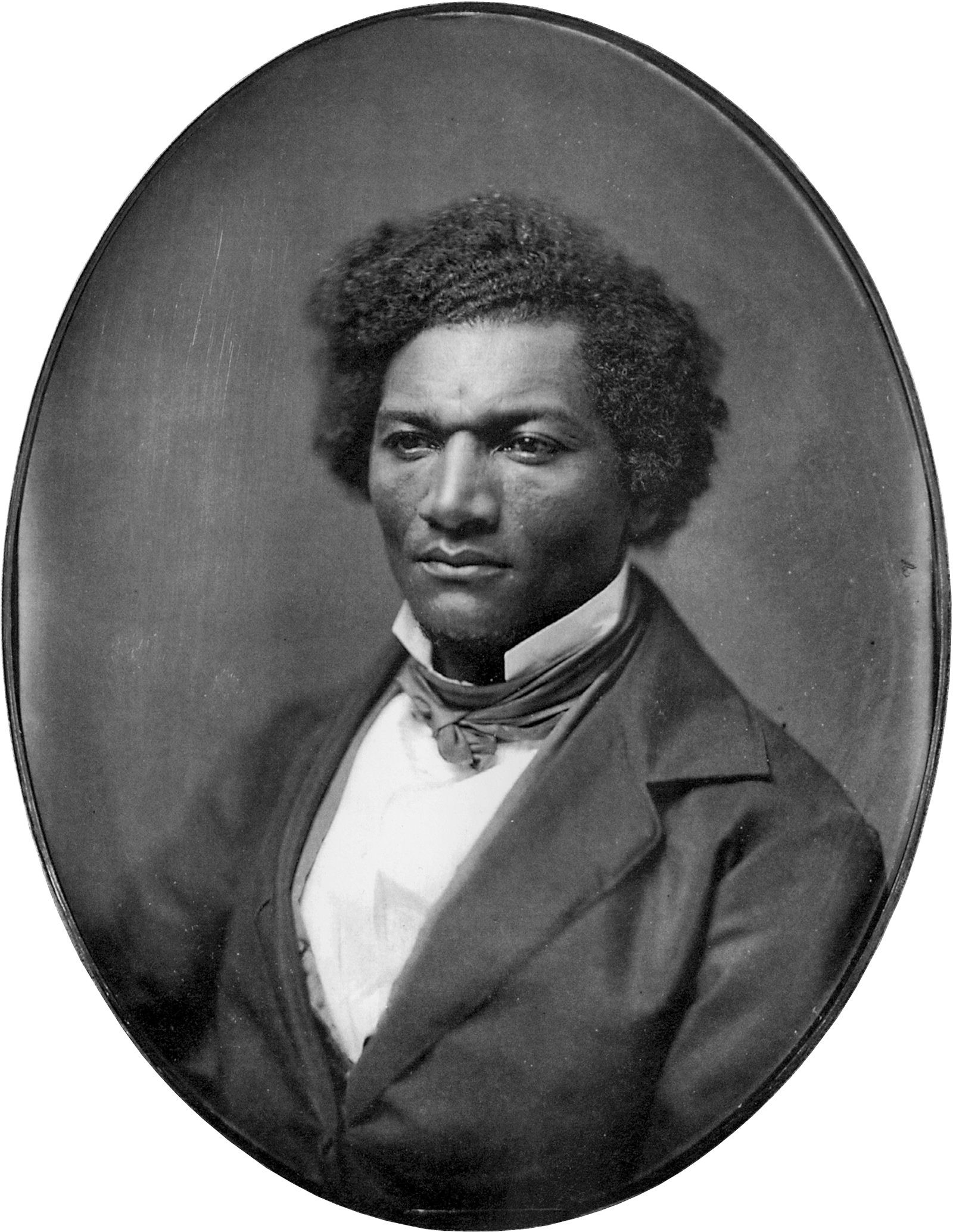 Mysterious Brilliant Frederick Douglass