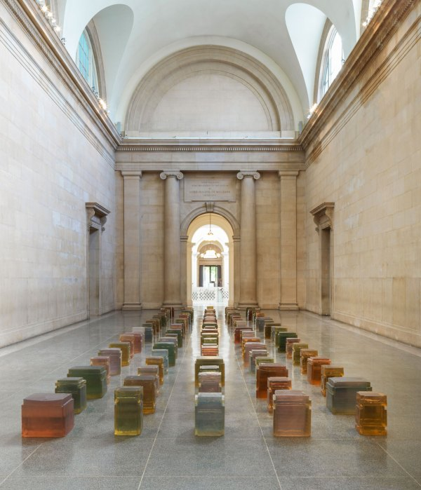 Rachel Whiteread' Solid Air Jenny Uglow Nyr Daily