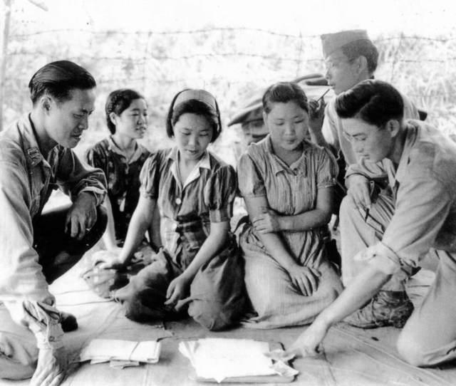 Bringing Poetry To The Cruel History Of Comfort Women