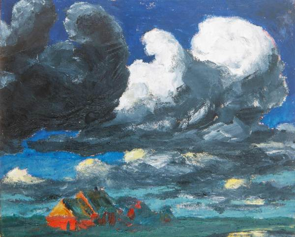 In Urgent Color Emil Nolde' Expressionism Jenny Uglow Nyr Daily York