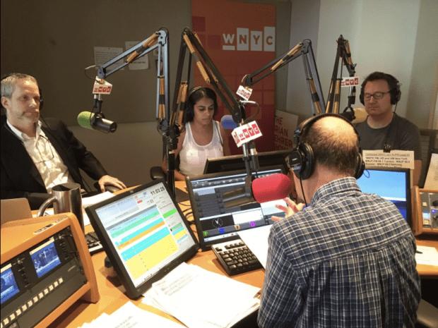 Adam Glenn, Sarah Gonzalez and John Keefe join Brian Lehrer to discuss extreme heat.