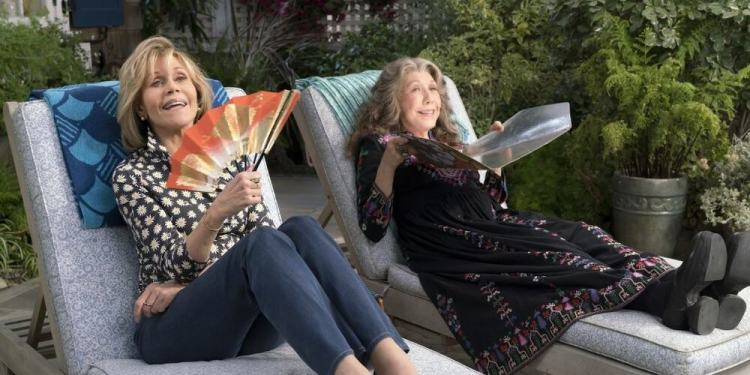 Grace and Frankie: Your New Netflix Binge