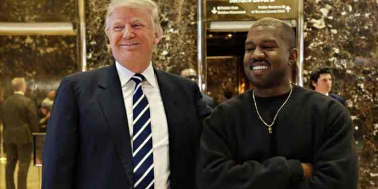 Kanye Loses Twitter Followers After Praising Trump
