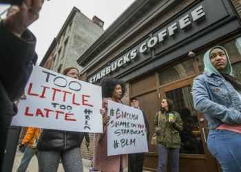 Starbucks Race Relations Training