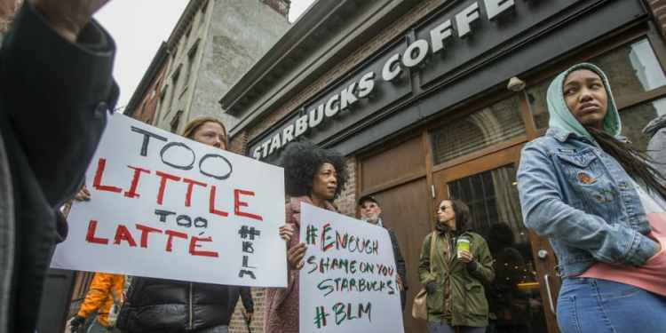 Starbucks Race Relations Training