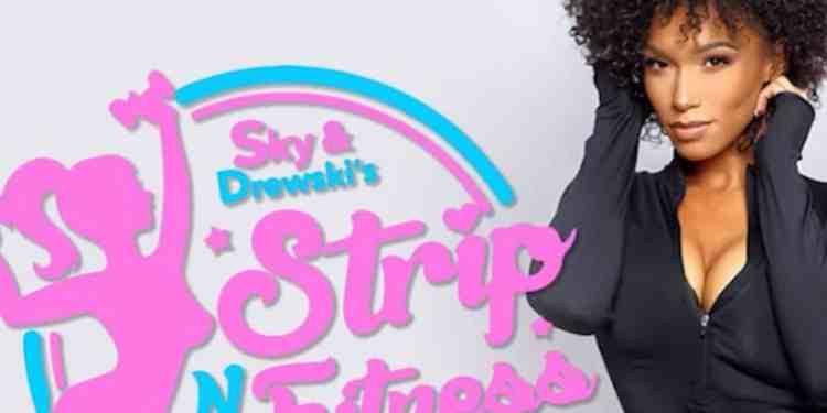 Sky Landish's Strip N' Fitness Finds Home Base