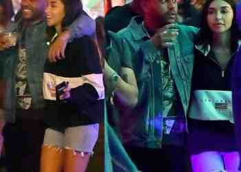 The Weeknd Spotted With Instagram Model At Coachella