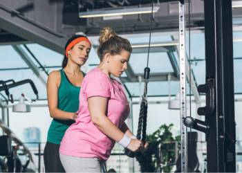 The fitness secrets of plus si