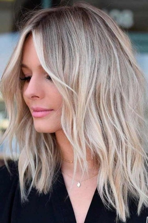 Medium Length Hair In Layers That Will Inspire Your New Haircut