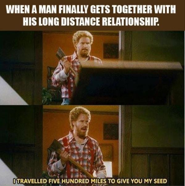long distance relationship meme