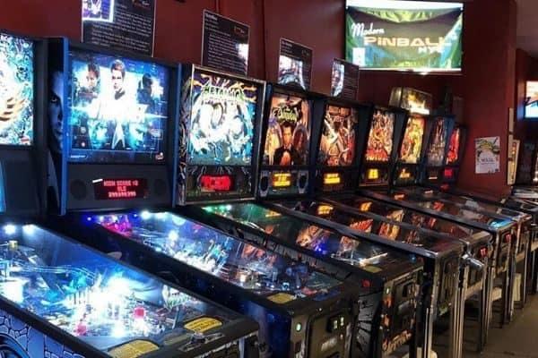 pinball machines modern pinball nyc