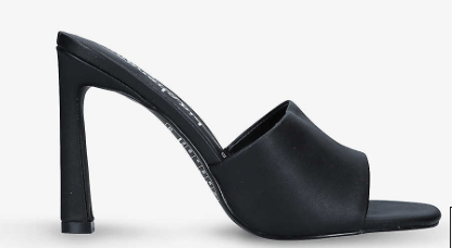 Call It SPRING heeled mules