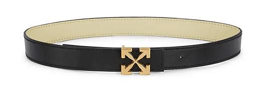 Off-White Arrow Leather Belt