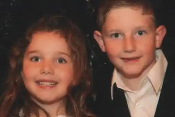 The beautiful Shapiro kids