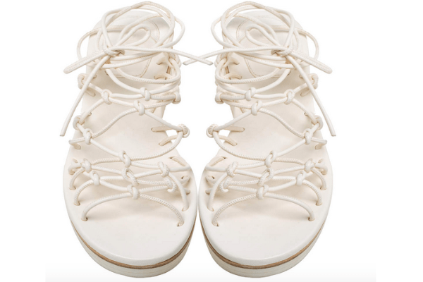 Chloe 'Jamie' Platform Wedge Sandals