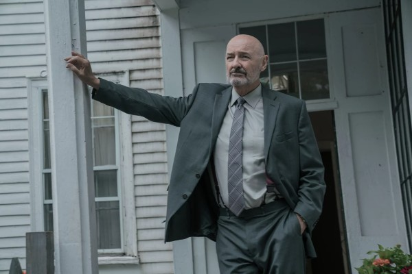 Terry O'Quinn as Dale Lucy in Castle Rock.