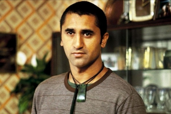 Cliff Curtis in Whale Rider.