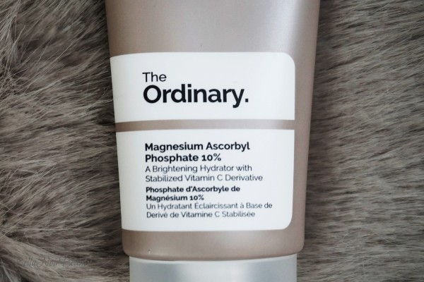 Check out this Vitamin C from The Ordinary.