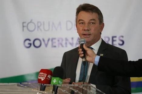 Governador de Roraima também desmente Bolsonaro sobre ICMS dos combustíveis