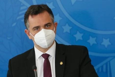 Pacheco returns Bolsonaro MP from social media