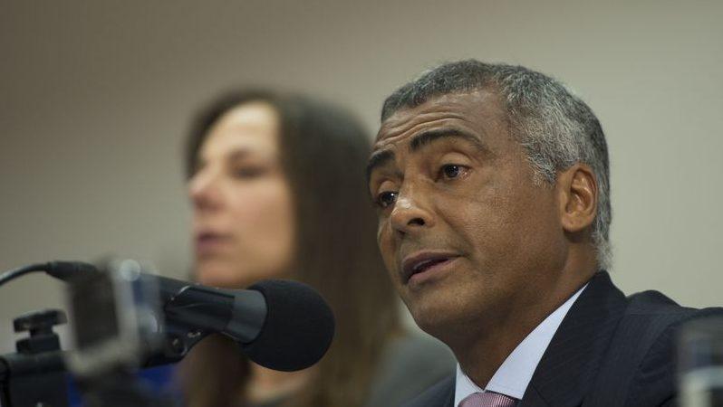 Romário transfere crédito de R$ 22 milhões a seu advogado