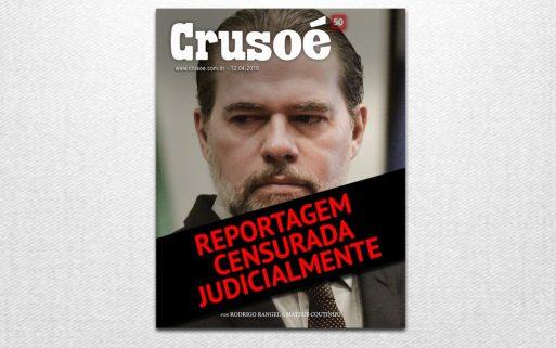Resultado de imagem para PF intima revista 'Crusoé' e diretor presta depoimento
