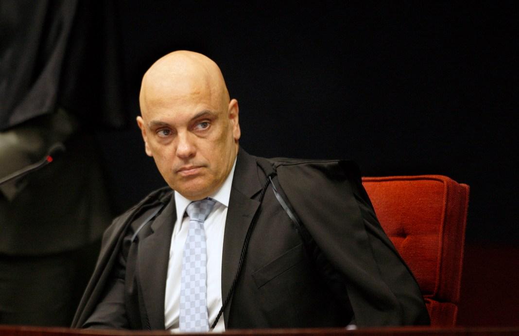 """Moraes desmente fake news: """"O Judiciário atuará com firmeza para responsabilizar esses marginais"""""""