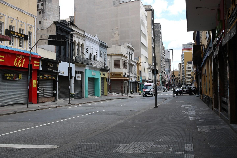 Mais de 600 mil pequenas empresas fecharam com pandemia, diz Sebrae - O Antagonista
