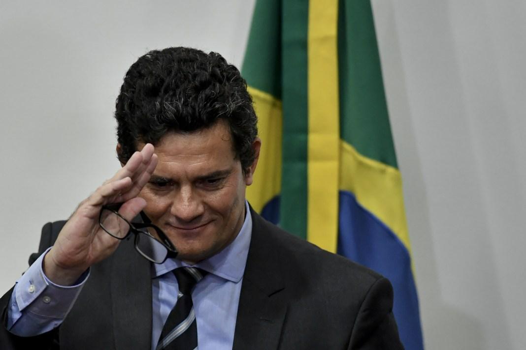 Sergio Moro resistiu até o fim