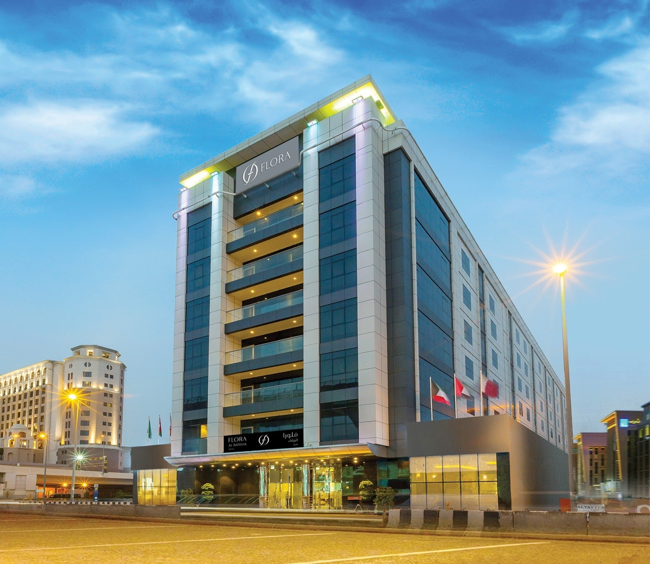 Flora Al Barsha Hotel Official Site  Near Mall of