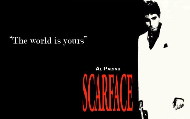 Фильмы 80-х: Лицо со шрамом