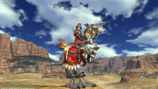 20 Grand Company Ffxiv Chocobo Barding Pictures And Ideas On Meta