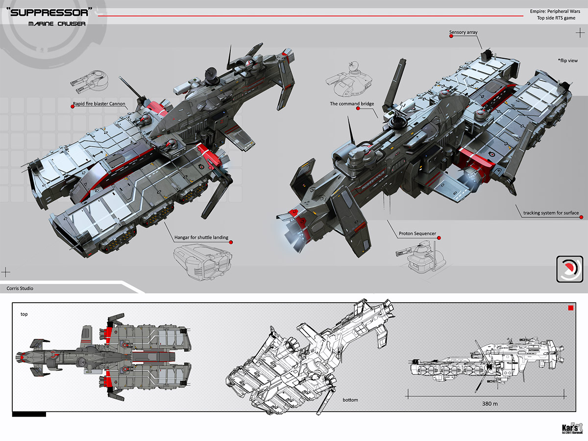 Assault Carriers