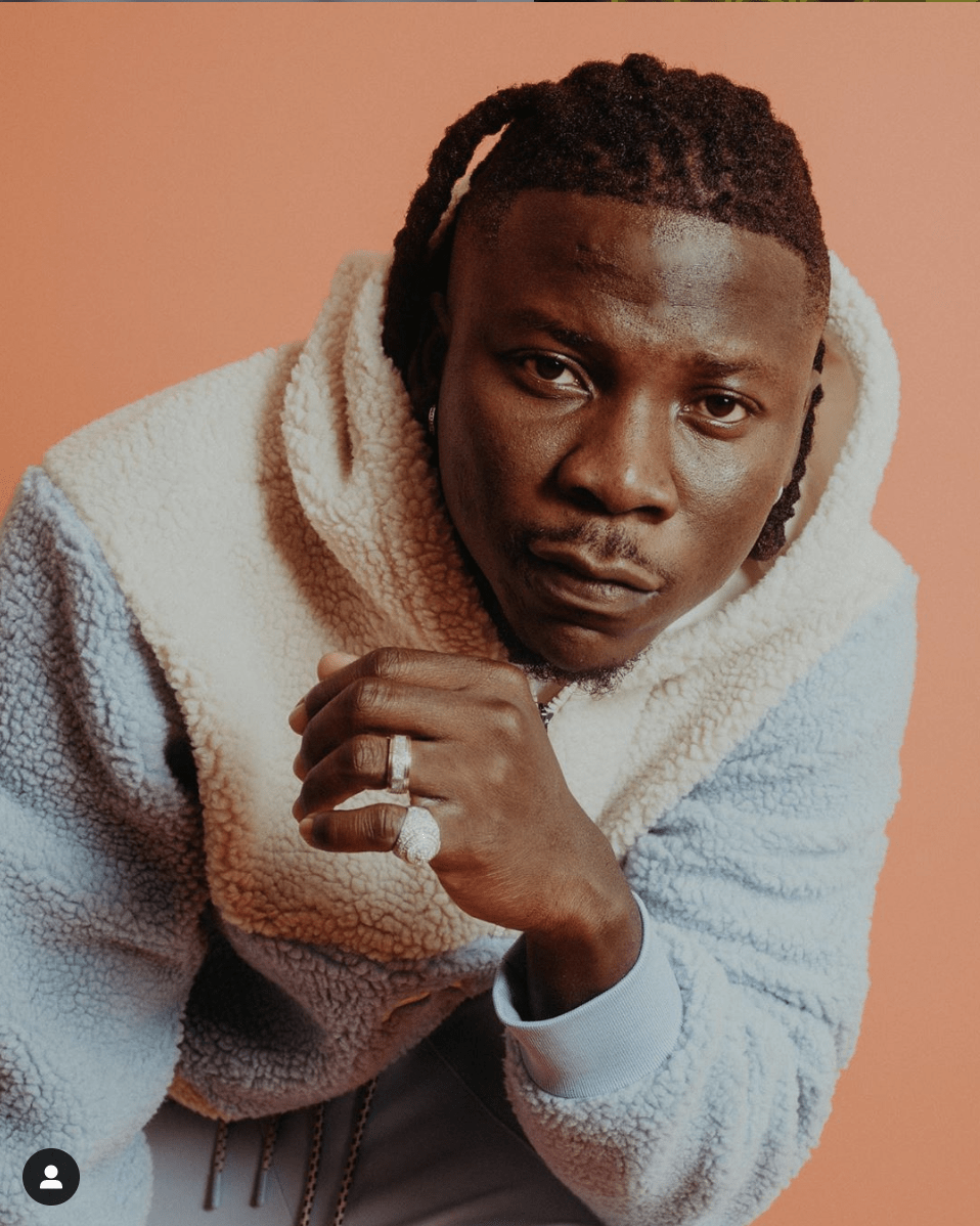 I Am Not Arrogant - Stonebwoy Rubbishes Claims