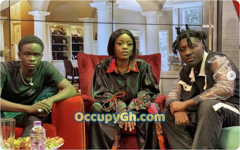 gyakie nigeria united showbiz nana ama mcbrown