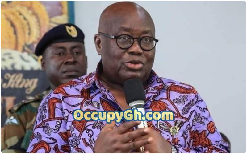 Nana Akufo-Addo List Deputy Ministers