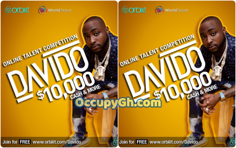 Davido Online Talent Competition