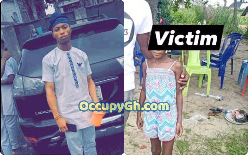 Yahoo Boy Wanted Defiling 6-Year-Old Girl