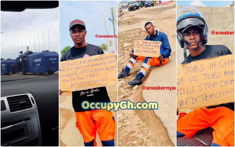 Ghana Police #fixthecountry