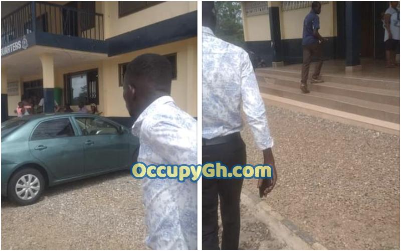 NPP Communication Officer Arrested