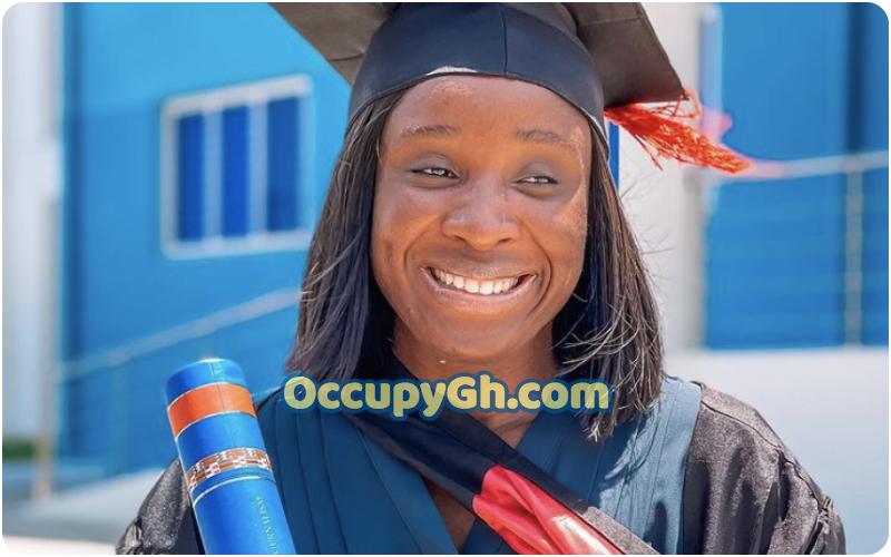 Naa Ashorkor Graduates from GIJ