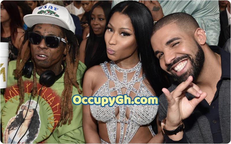 Nicki Minaj Seeing Green