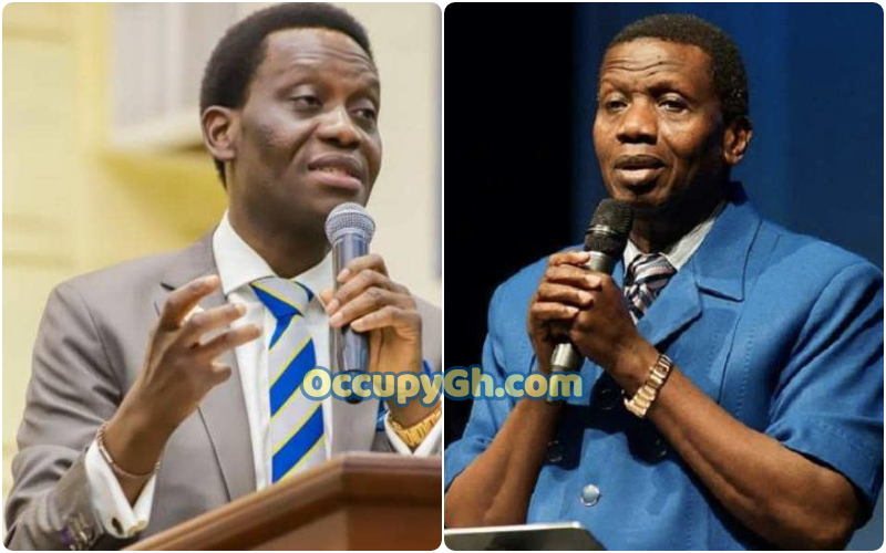 Pastor Adeboye son dead
