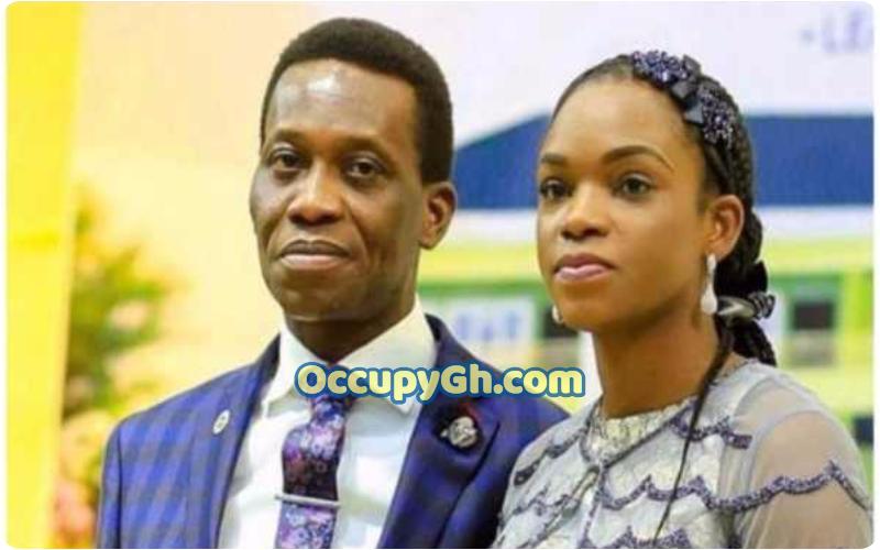 Pastor Dare Adeboye Wife