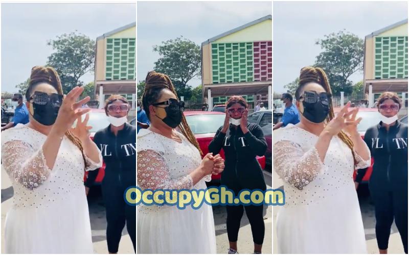 Nana Agradaa Vanishes In Court