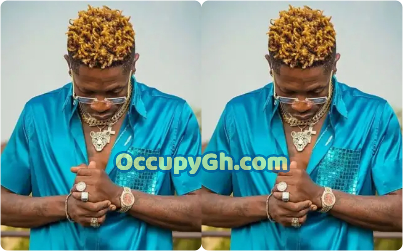 Shatta Wale What Deh Go On